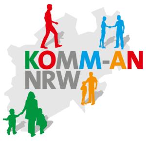 Komm-An Logo